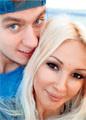 41-летняя Лера Кудрявцева выходит замуж за 25-летнего хоккеиста