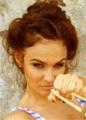 Алёна Водонаева схватила льва за яйца