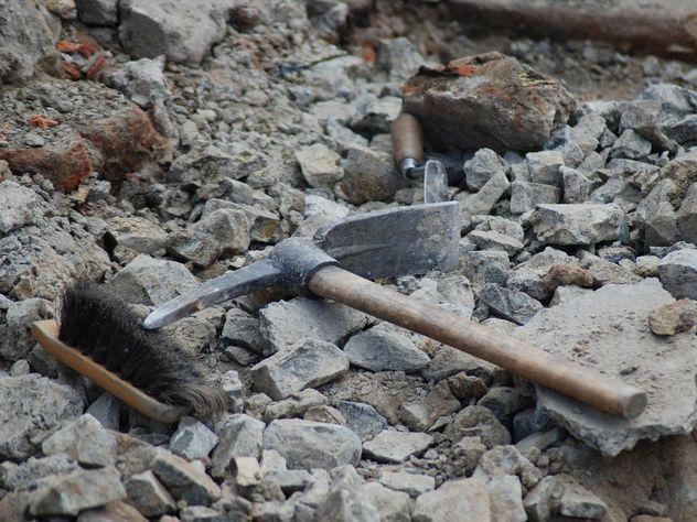 Наместе возведения Керченского моста обнаружили античный некрополь иклад