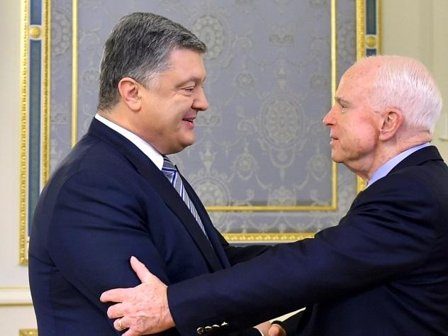 Вгосударстве Украина СБУ просят завести уголовное дело огосизмене наПорошенко