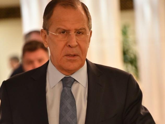 Лавров прокомментировал слова Трампа осанкциях иразоружении