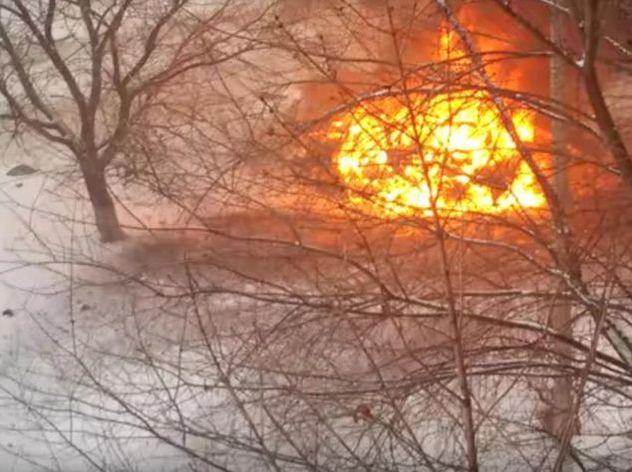 Полиция ЛНР подтвердила смерть Анащенко, назвав подрыв автомобиля терактом