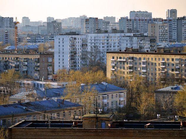 Владимир Путин поручил мэру столицы закончить снос «хрущевок»