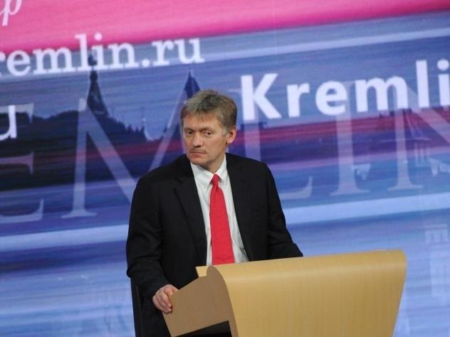 В Кремле оценили абсурдность претензий Украины к Юлии Самойловой