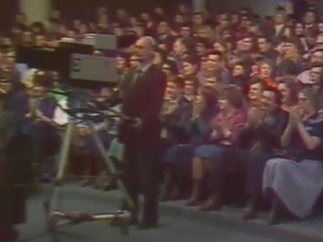 Передача «Вокруг смеха» выйдет вэфир 25 лет спустя