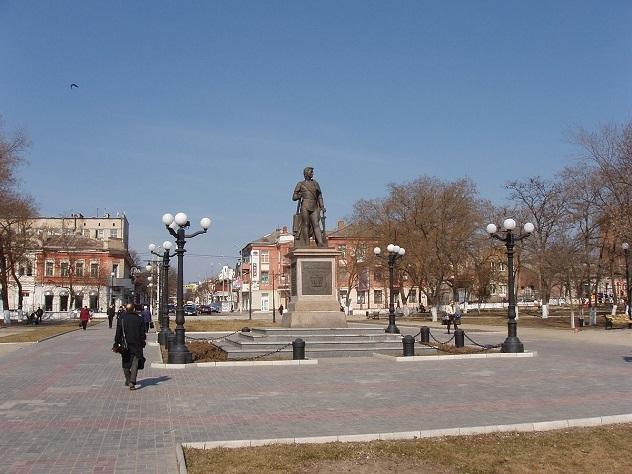 Вгосударстве Украина могут поменять название города Херсон