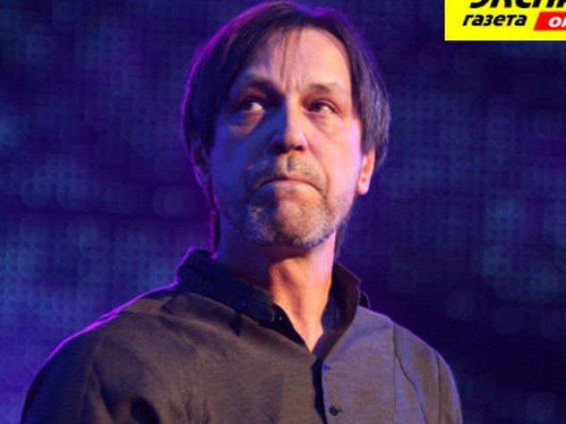 Музыкант Николай Носков госпитализирован втяжёлом состоянии в столице России