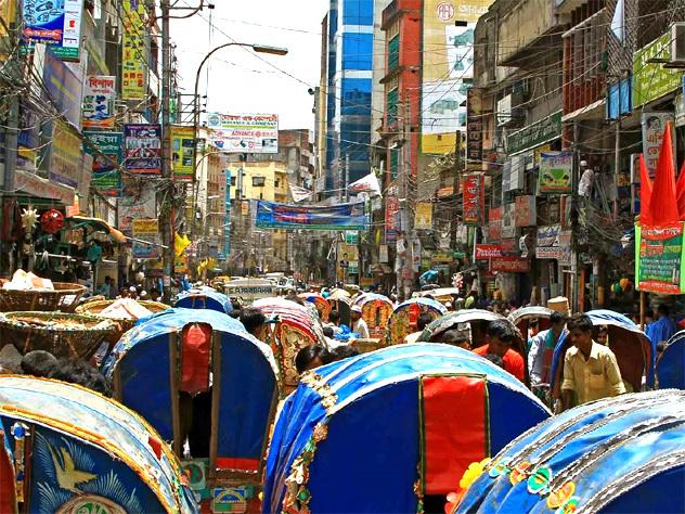 Бангладеш: как выжить в самой перенаселенной стране мира