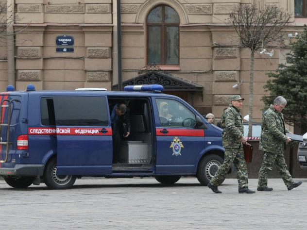 Названный подозреваемым вовзрыве вметро Петербурга сам явился вполицию