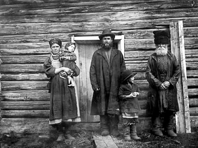 Русские Ротшильды. Кем на самом деле оказались раскольники-староверы