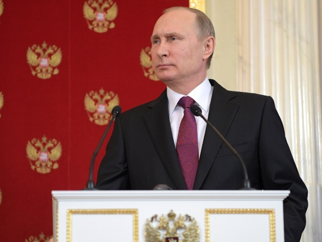 Кремль невидит повода для проверки слов опреемнике В. Путина