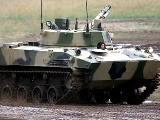 «Падающие снеба русские танки» напугали английских корреспондентов