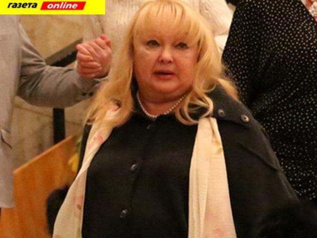 Популярная  артистка  Наталья Гвоздикова перенесла операцию