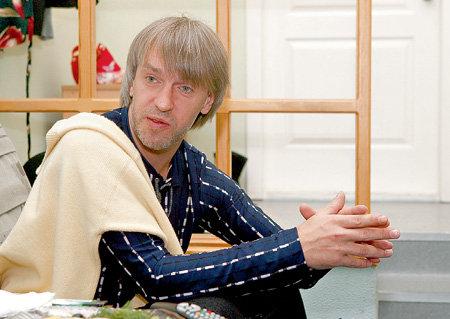 Владимир СМИРНОВ скучает по другу Максиму