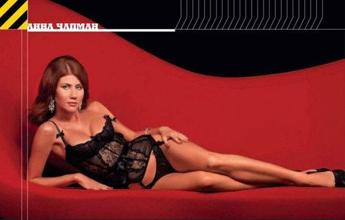 Анна чапман порно стала порноактриссой