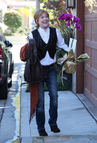 ... и цветами. Фото: Radaronline.com