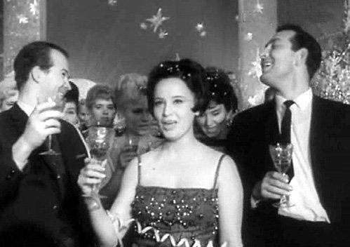 В 60-е Татьяна была желанной гостьей телевизионных «Голубых огоньков»