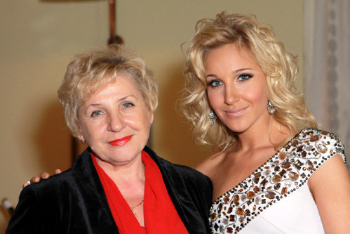 Юля с мамой - Светланой Васильевной