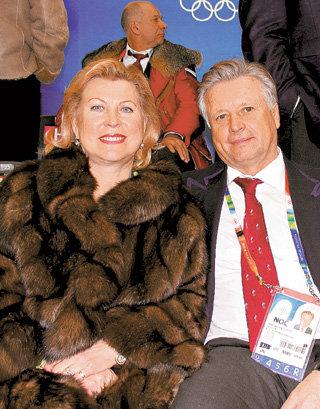 Любящая жена Светлана ТЯГАЧЁВА готова простить супругу Леониду всё, даже измену