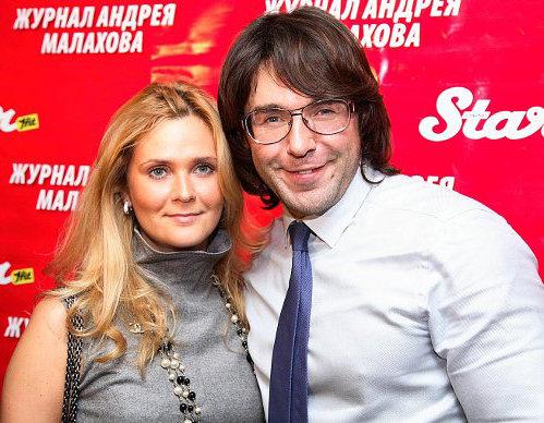 Андрея МАЛАХОВА и Наталью ШКУЛЁВУ свела вместе работа. Фото: woman.ru