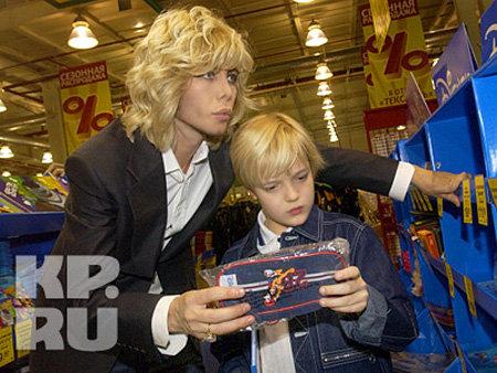 Сергей ЗВЕРЕВ с сыном - фото kp.ru