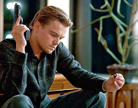 Фантастический триллер «Начало» признан лучшим фильмом 2010 года, а Лео