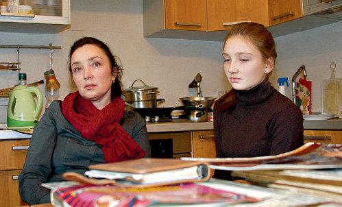 Дочь Татьяна и внучка Дашенька для Александры ЗАВЬЯЛОВОЙ - самые близкие люди