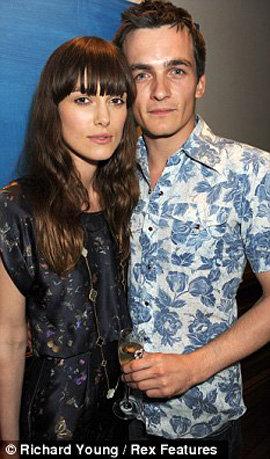 Кира и Руперт встречались пять лет
