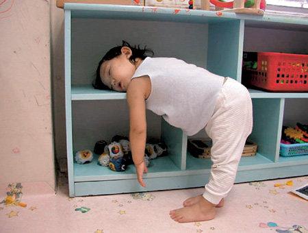 Ребёнку требуется гараздо больше времени для сна, чем взросому