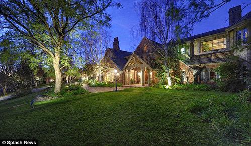 Новое поместье Бритни обошлось ей в 20 млн долларов