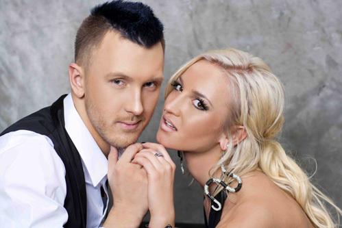 Александр ТАРАСОВ (aka T-killah) и Ольга БУЗОВА