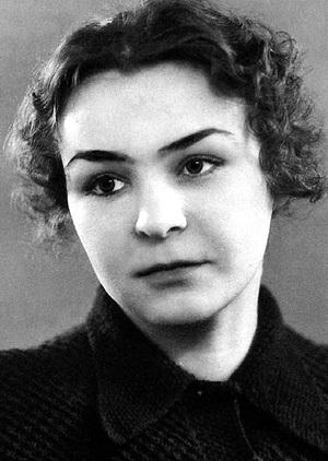Ниночка была первой красавицей Ленинградского театрального института