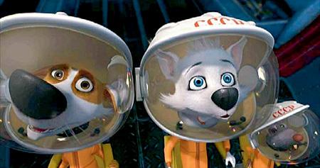 В 2010 году вышел российский мультфильм, рассказывающий о полёте отважных астронавток