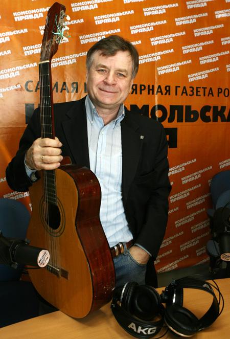 Григорий ГЛАДКОВ (фото Марины ВОЛОСЕВИЧ/«Комсомольская правда»)