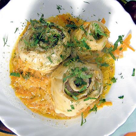 Маульташен - блюдо на все времена года