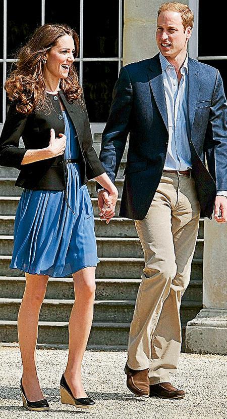 Через два дня после свадьбы герцог и герцогиня Кембриджские отправились на вертолете из Букингемского дворца в аэропорт, откуда улетели частным рейсом на Сейшелы