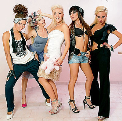 Прежний состав группы (Фото: www.asortie.ru)