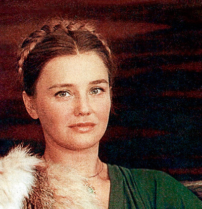 Её называли русской Клаудией КАРДИНАЛЕ