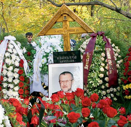 «Братки» положили в гроб криминального авторитета ЯПОНЧИКА...