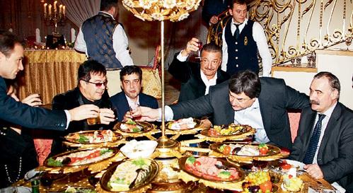 Ресторан «Сафиса»: переплюнуть Тельмана ИСМАИЛОВА по затратам на VIP-вечеринки пока никому не удалось