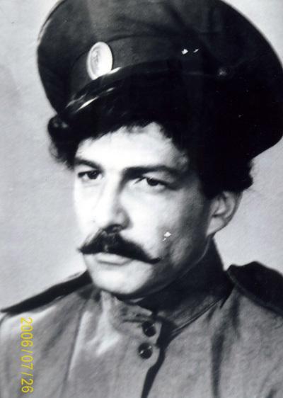 В «Тихом Доне» Негин играл Мартина Шамиля