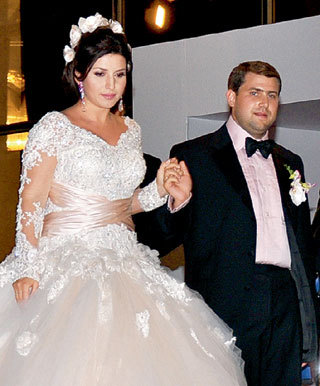 За молдаванина Илана ЖАСМИН выходила замуж, уже будучи на сносях (Фото: «Комсомольская правда-Молдова»)