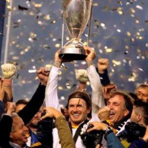 Дэвид БЕКХЭМ привел «Лос-Анджелес Гэлакси» к победе в Кубке (Фото: tert.am)