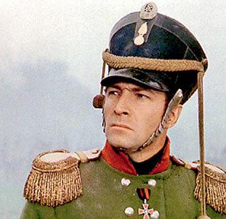 Одна из лучших ролей Вячеслава ТИХОНОВА - князь Андрей Болконский