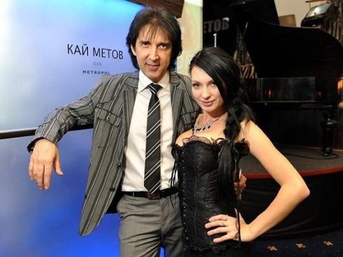 Женя ФЕОФИЛАКТОВА и Кай МЕТОВ (фото stimka.ru)
