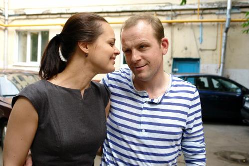С актёром Фёдором ЛАВРОВЫМ Ксения испытала киношный оргазм