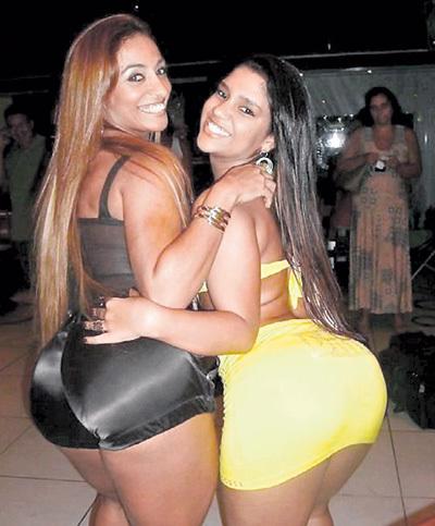 Латиноамериканские чаровницы славятся своими роскошными попами