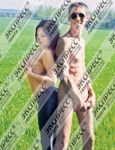 Скандальная эротическая фотосессия Лёши с девушкой по имени Ирина подняла рейтинг актёра на новый уровень