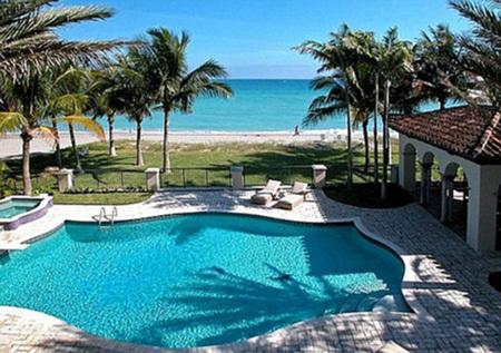 Основное достоинство элитной недвижимости в Майами - близость к океану