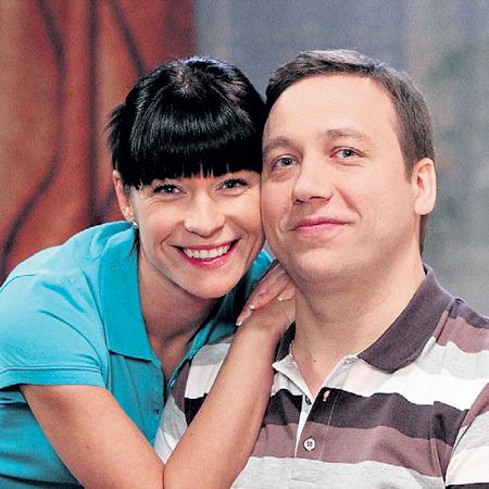 Катя ВОЛКОВА и Егор ДРОНОВ ссорятся только по сценарию - в жизни они добрые приятели
